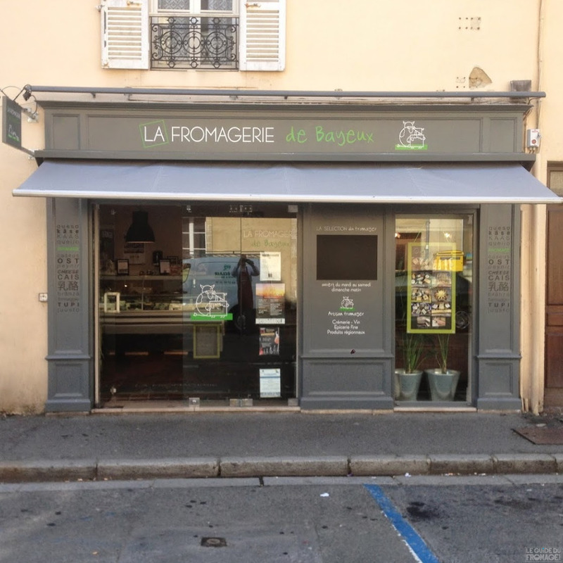 Fromagerie : La Fromagerie De Bayeux