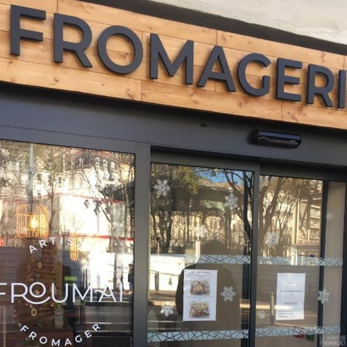 Fromagerie : Fromagerie Froumaï