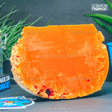 Photo du fromage Mimolette (ou Boule de Lille)