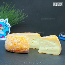 Photo du fromage El Tiot Courbeteux