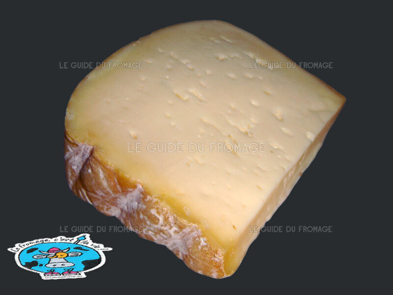 Photo du fromage Bethmale