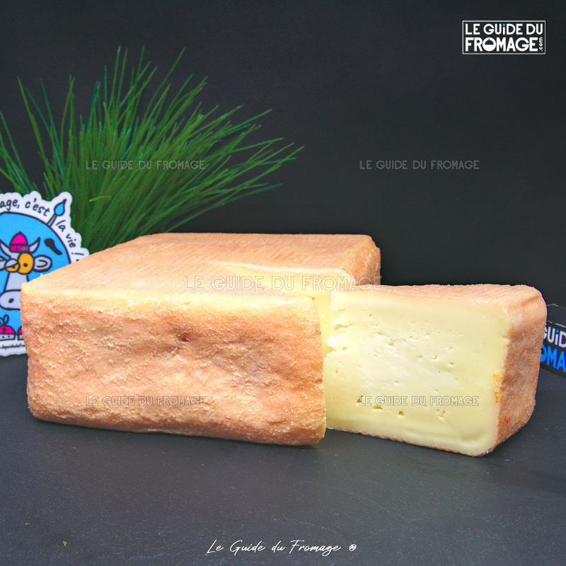 Photo du fromage Maroilles